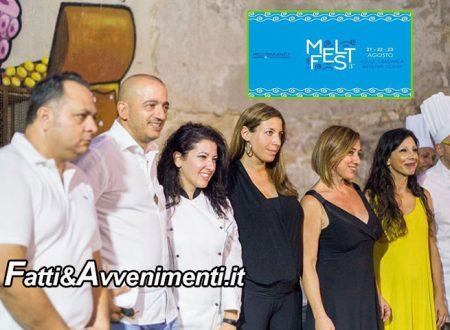 """Licata. Dal 21 al 23 torna """"Melt Fest"""" lo street food mediterraneo d'identità e contaminazioni: ecco il programma"""
