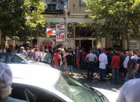 Piazza Armerina (EN). 30Enne uccide il padre a coltellate in una macelleria
