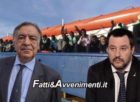 """Orlando ancora contro Salvini, chiede alla Ue di punire L'Italia: """"migranti trattati come gli ebrei negli anni '30"""""""