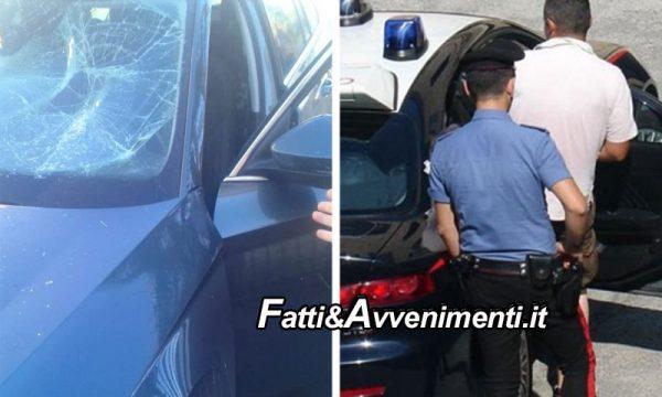 Castelvetrano. Nigeriano aggredisce famiglia carabiniere con moglie, figlia e nipote di 20 mesi: arrestato