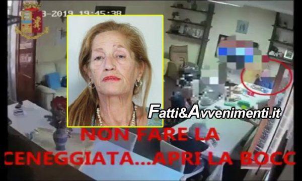 Catania. Insulti, minacce e botte agli anziani nella casa di riposo: arrestata la donna che la gestiva