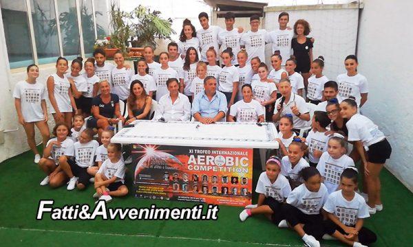 """L'Aerobic Competition stasera a Ribera e domani a Menfi, Vullo: """"grande manifestazione con grandi atleti"""""""