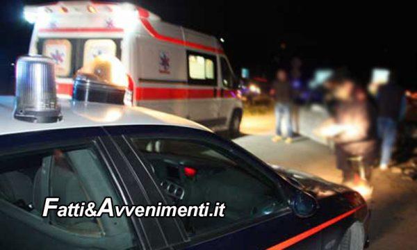 Mazara del Vallo. Scontro tra un'auto e scooter sulla SS115: muore un giovane 20enne