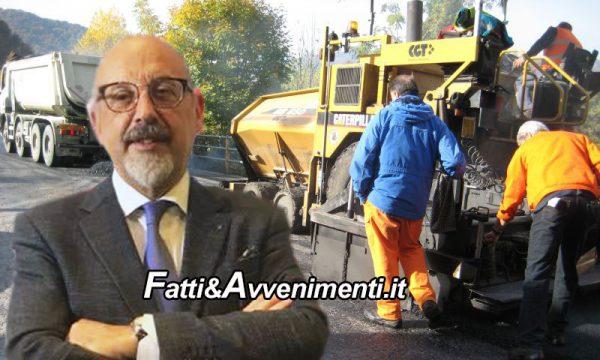 S. Margherita Belìce. Arrivano 257 mila euro per riparare 13  strade danneggiate dalle piogge del novembre 2018