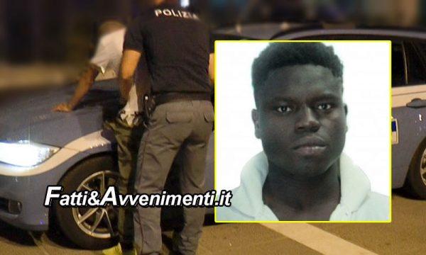 Palermo. 19enne gambiano violenta donna in stazione metro e un'altra riesce a fuggire: arrestato
