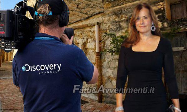 Sambuca. Casa a 1€: Discovery Channel con Lorraine Bracco inizia la ristrutturazione in diretta TV mondiale