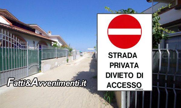 Spiagge pubbliche. I privati anche se proprietari non possono negare l'accesso al mare: ecco cosa dice la legge