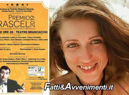 La ballerina saccense Tiziana Greco stasera su Rai 1 col Premio Rascel, da domani anche su RaiPlay