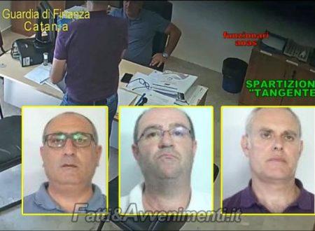Catania. Arrestati tre funzionari Anas: Mazzetta da 10mila euro per certificati su lavori manutenzione strade – Video