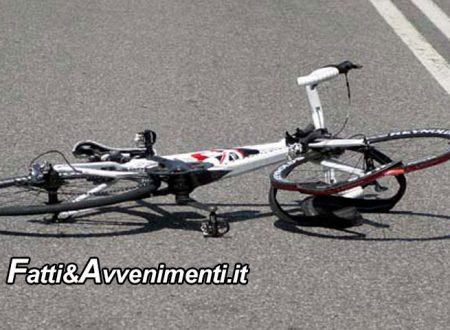 Messina. Bici travolge pedone sulla pista ciclabile: 17enne perde un rene