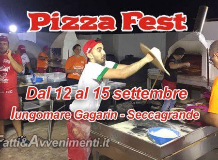 Ribera. Pizza Fest: non solo spettacoli ma anche area expo con gastronomia, street food siciliano, ceramica ed altro