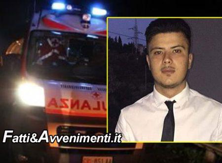 Catania. Scontro tra un Suv e uno scooter: perde la vita un 21enne, inutili i soccorsi