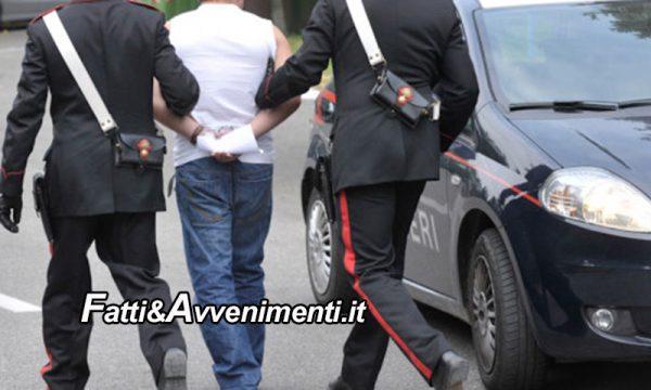 Messina. Ha abusato sessualmente per 9 anni della figlia minorenne: arrestato 42enne bracciante agricolo