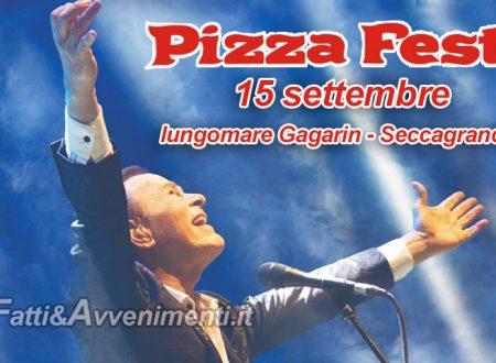 Ribera. Pizza Fest, successo per Patty Pravo – VIDEO- stasera si chiude con il rock di Dodi Battaglia