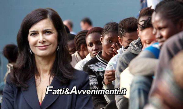 """Migranti. Legge Boldrini """"ius culturae"""": intesa Pd-M5s per dare la  cittadinanza ai figli dei migranti"""