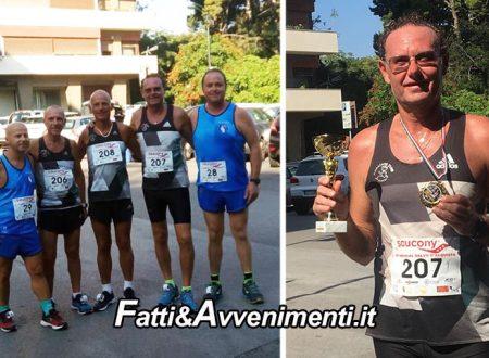 Palermo. 10° Memoria Salvo D'Acquisto, 600 atleti presenti: Classifica e tempi dei 5 saccensi in gara