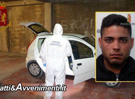 Vittoria (RG). Ferma una ragazza la rapisce, la violenta per ore, la rapina e la minaccia: 26enne arrestato