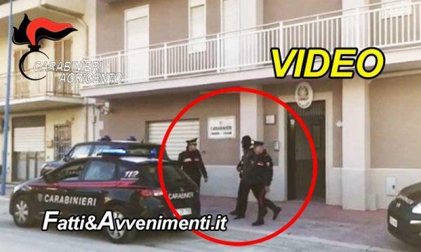 Santa Elisabetta (AG). Gambiano senza fissa dimora rapina e aggredisce coppia di anziani: arrestato
