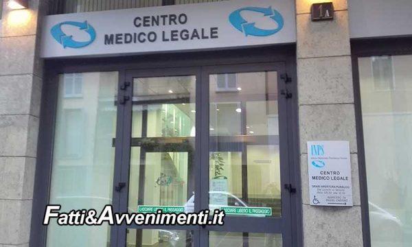 Sciacca. Cisl: Sede Inps medico legale da 6 mesi sospesa e trasferita alla sede di Agrigento