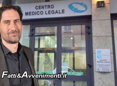 """Sciacca. Ufficio Medico Legale Inps. Mangiacavallo (M5S): """"Servizi assicurati, cerchiamo locali"""""""