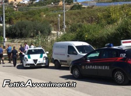 Trovato un ciclista morto sulla provinciale tra Cattolica Eraclea e Montallegro: indagini in corso
