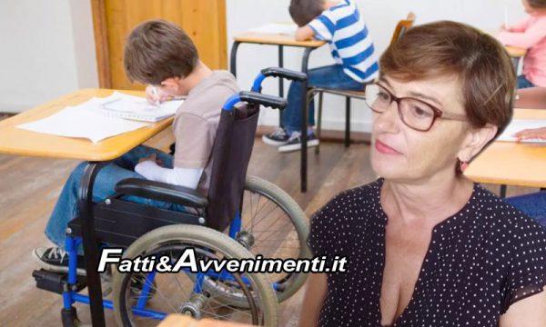 Sciacca. Un briciolo di civiltà: dal prossimo lunedì attivati servizi autonomia alunni con disabilità