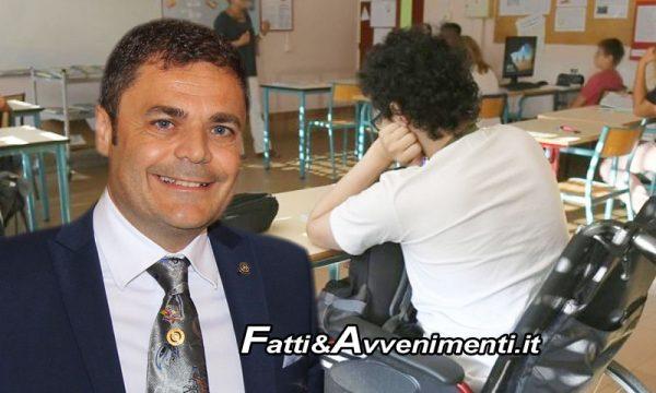 """Ribera, Servizi scolastici disabili. L'Ass.re Montalbano: """"Comune attivo, ma Libero Consorzio no"""""""