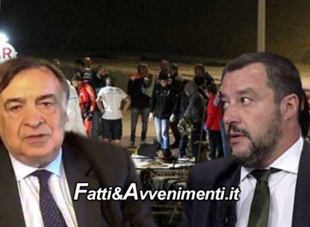 """Naufragio Lampedusa. Orlando attacca Salvini: """"è politicamente responsabile, dovrebbe vergognarsi"""""""