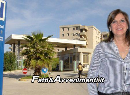 """Ospedale Sciacca, La Rocca Ruvolo: """"Su Stroke Unit convocata commissione tecnica, sono fiduciosa"""""""