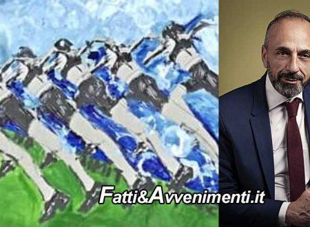 Palermo. Sport storia arte cultura, apre una mostra pittorica a cura di Paolo Battaglia La Terra Borgese