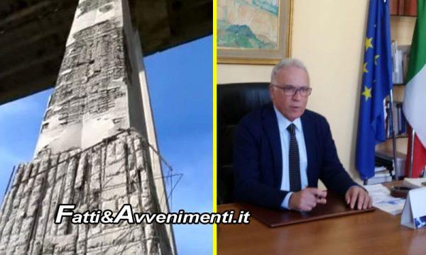 Sicurezza ponti e viadotti agrigentini. Ispezioni e monitoraggi per 156 ponti entro la fine dell'anno
