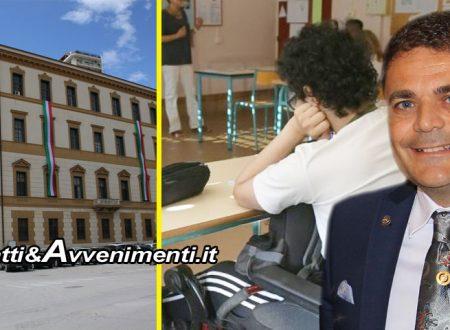 """Ribera, Servizi Scolastici Disabili. Libero Consorzio si difende, Ass.re Montalbano: """"Garantire alunni disabili lievi"""""""