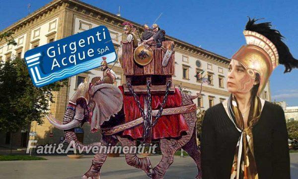 """Servizio idrico ATI Agrigentino. Centrodestra e Deliberto: """"La vittoria di Pirro del Sindaco Valenti"""""""