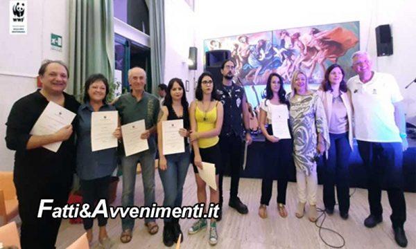 Menfi. WWF e Comune celebrano la festa della natura: musica e premiazione per murales a Portopalo