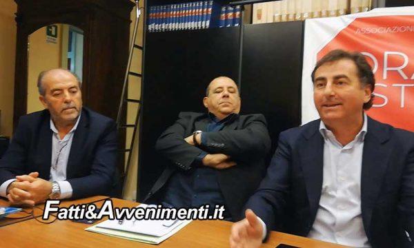 """Sciacca. Messina, Ambrosetti e Ferrara: """"Ecco il bando delle Terme, completo di tutto… basta giochini"""""""
