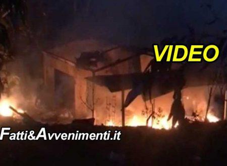 Barcellona Pozzo di Gotto. Esplode fabbrica fuochi pirotecnici, è strage: 5 morti e 2 feriti