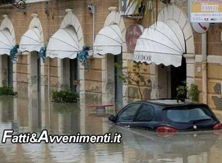 Provincia di Agrigento. Dopo l'allagamento di Licata il Genio Civile interviene  sull'emergenza idrogeologica