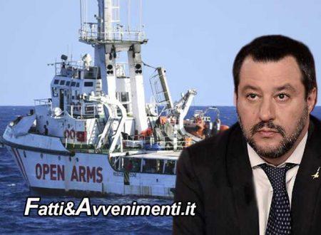 """Open Arms, processo a Salvini, Italia Viva non partecipa al voto in Giunta: """"Era d'accordo tutto il governo"""""""