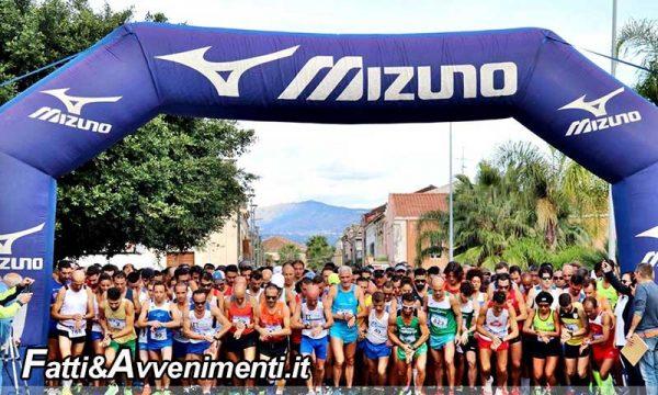 Riposto. 18° Grand Prix Regionale di Maratonine, tanti i saccensi in gara: tempi e classifica