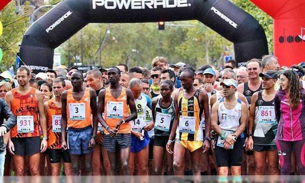 25^ edizione maratona di Palermo con atleti di tutto il mondo e tanti saccensi: classifica e tempi