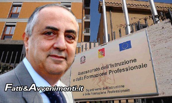 """Sicilia, Coronavirus. Ass.re Reg. Lagalla: """"Approvati 120 milioni di euro di investimenti per scuola e università"""""""