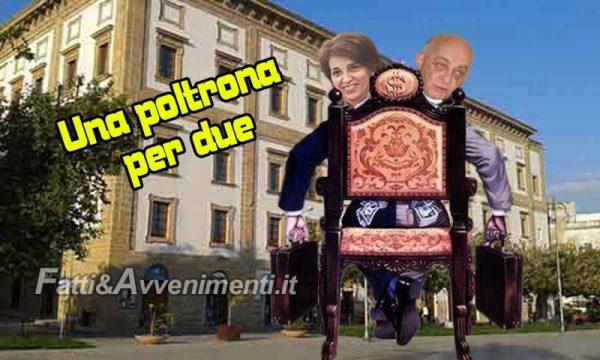 """Sciacca. Bono e Milioti: """"Il sindaco si occupi di ripristinare il bilancio e non di spartizioni poltrone con Cusumano"""""""