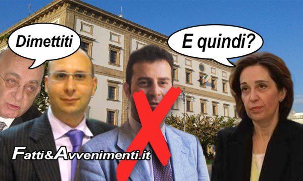 Sciacca. Valenti non nomina Guardino e Brunetto si dimette: e quindi?