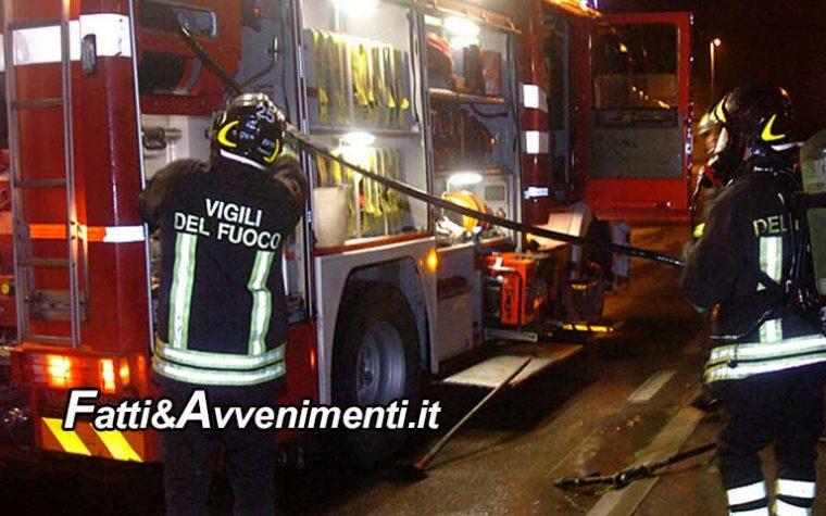 S.Lucia del Mela (ME). Esplode bombola gas: grave un 54enne trasferito in elisoccorso a Palermo per le ustioni