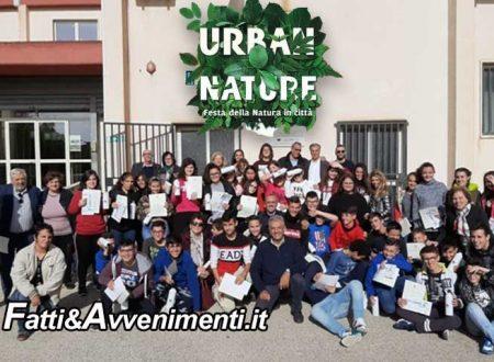 Montallegro e Cattolica Eraclea. Contest Urban Nature: il WWF dona borracce agli alunni delle scuole