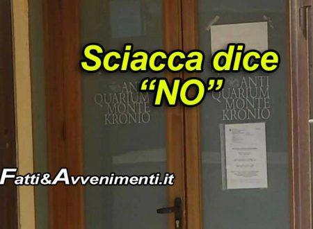 "Sciacca. Chiusura Antiquarium: da Mangiacavallo a Cusumano, è un coro di ""NO"""