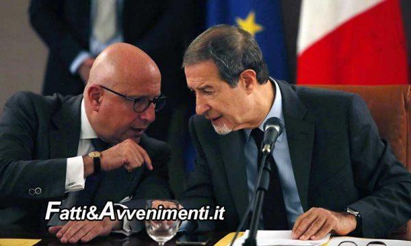 Sicilia, Manovra di bilancio. Ugl chiede ripianamento decennale e taglio col passato
