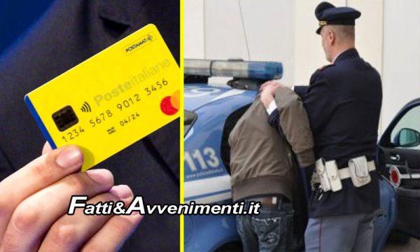"""Caltanissetta. """"Dammi Reddito di Cittadinanza"""" e aggredisce la moglie davanti ai figlioletti: arrestato 42enne"""