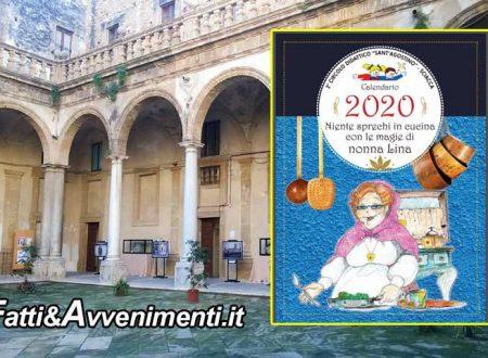 """Sciacca. Domani gli alunni della scuola Sant'Agostino presentano i calendari """"Niente sprechi in cucina"""""""