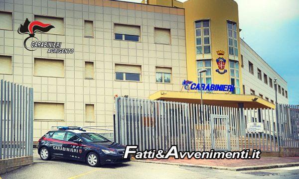 Sciacca (AG). Carabinieri sequestrano 130mila euro a Oleificio: hanno truffato l'INAIL